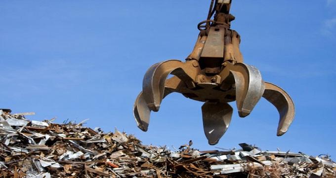 بازیافت آهن و دیگر فلزات
