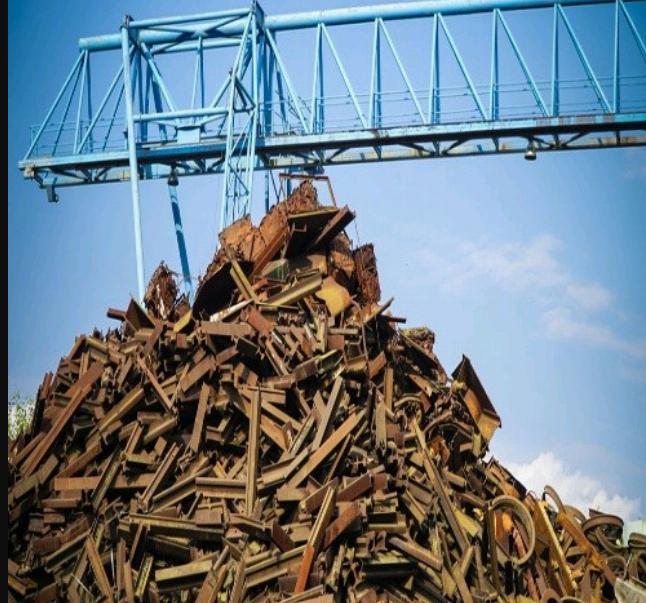 بالاترین خرید ضایعات آهن
