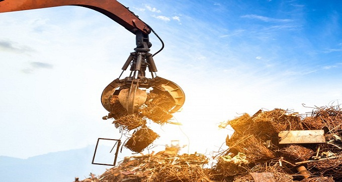 دلایل بازیافت آهن