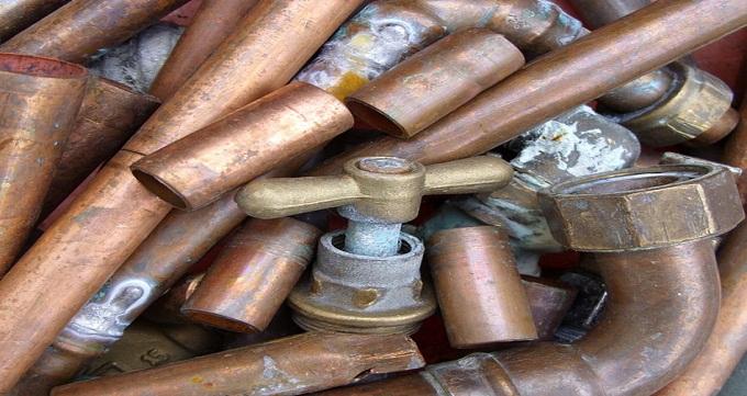 بازیافت ضایعات آلیاژ فلز برنز