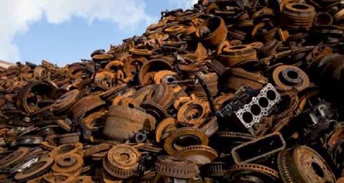 کابرد ضایعات آهن