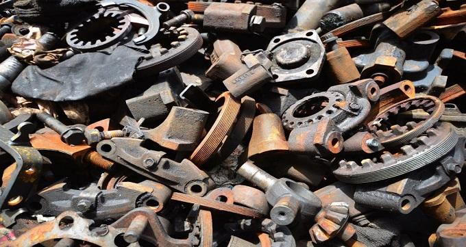 قیمت انواع ضایعات فلزی