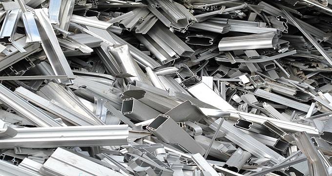 قیمت آلومینیوم ضایعاتی