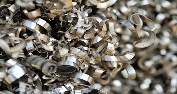 مراحل بازیافت ضایعات استیل