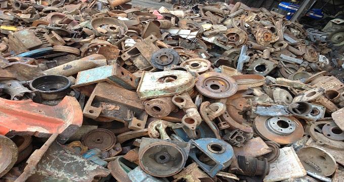 مزایا بازیافت ضایعات آهن